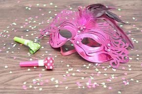 10 einfache Tutorials zum Erstellen schöner Karnevalsmasken – Carnaval mascarilhas infantis