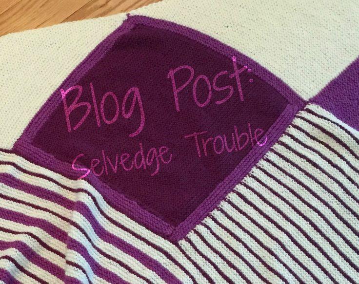 New blog Post! Selvedge Trouble
