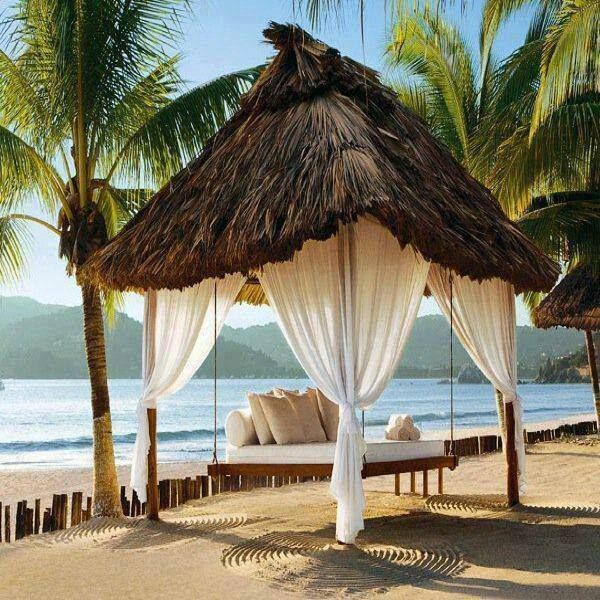 Sunshine, tropical climate, awesome view and a place to soak it all in.....Heaven