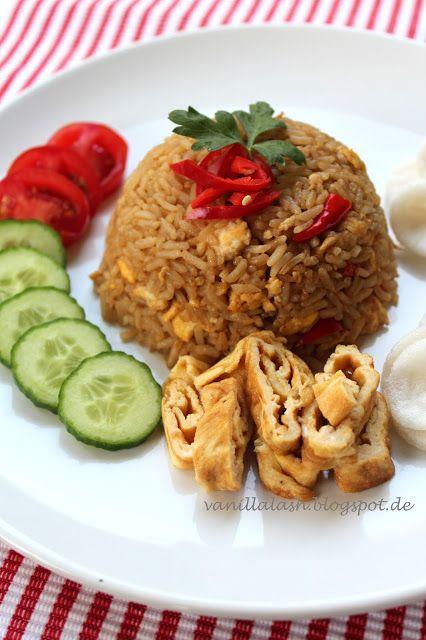 Indonesian Food: Nasi Goreng