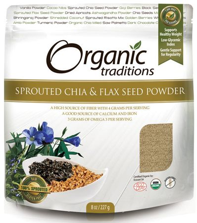 Picture of Sprouted Omega Chia/Flax