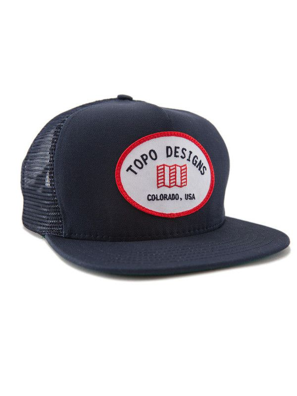 Topo Snapback from Papa Wolf Supply Co