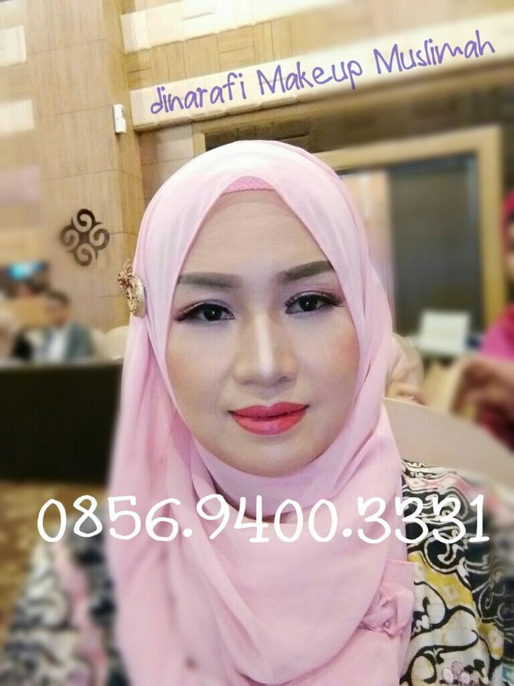 jasa makeup muslimah di sumur batu jakarta