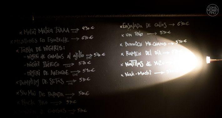 Nakeima, estilo libre (y gamberro) con sabores asiáticos