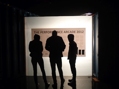 noteface: The Performance Arcade 2012