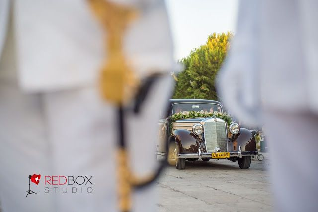 The Bride Arrives, by RedBox Studio