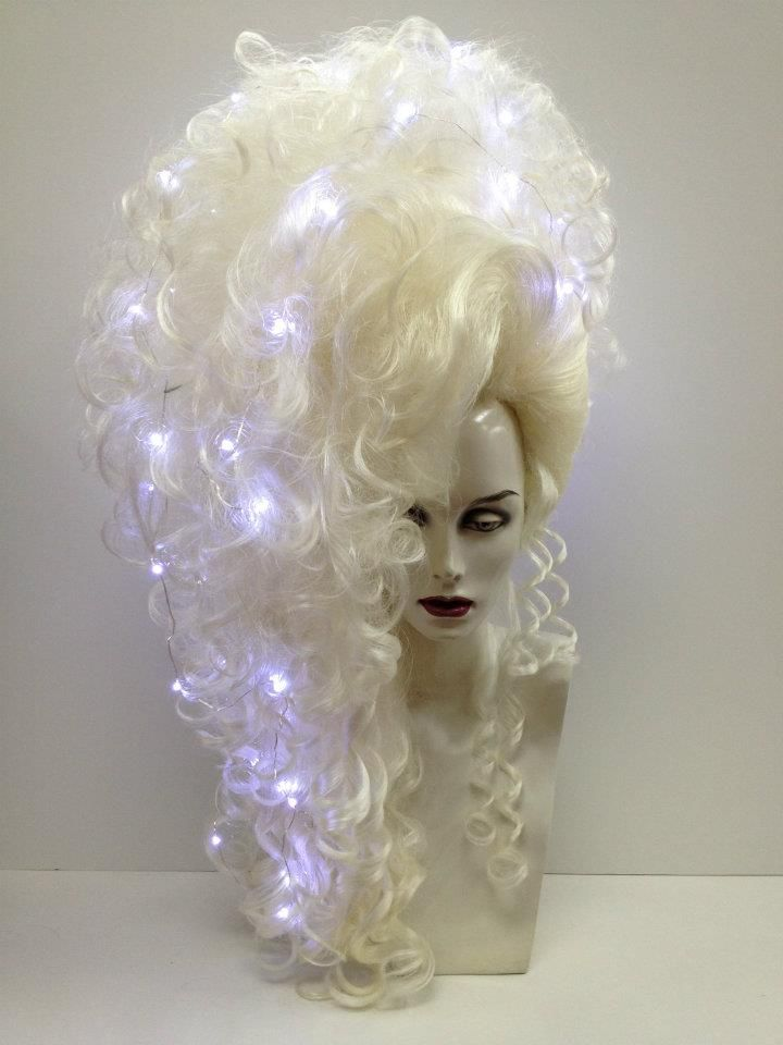 Platinum Lights Wig                                                       …