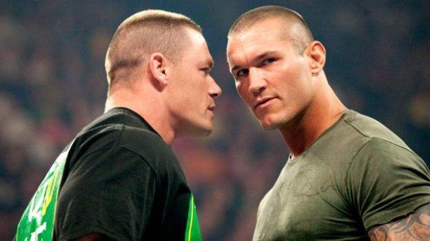 WWE: John Cena y sus 5 rivalidades más grandes dentro de la compañía #Depor