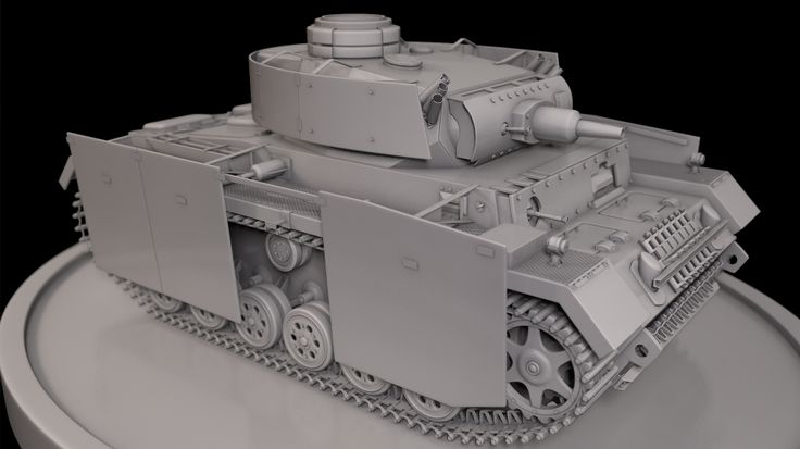 Pz.kpfw III Ausf N
