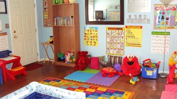 Home Daycare Design Ideas: 1000+ Ideas About Childcare Decor On Pinterest