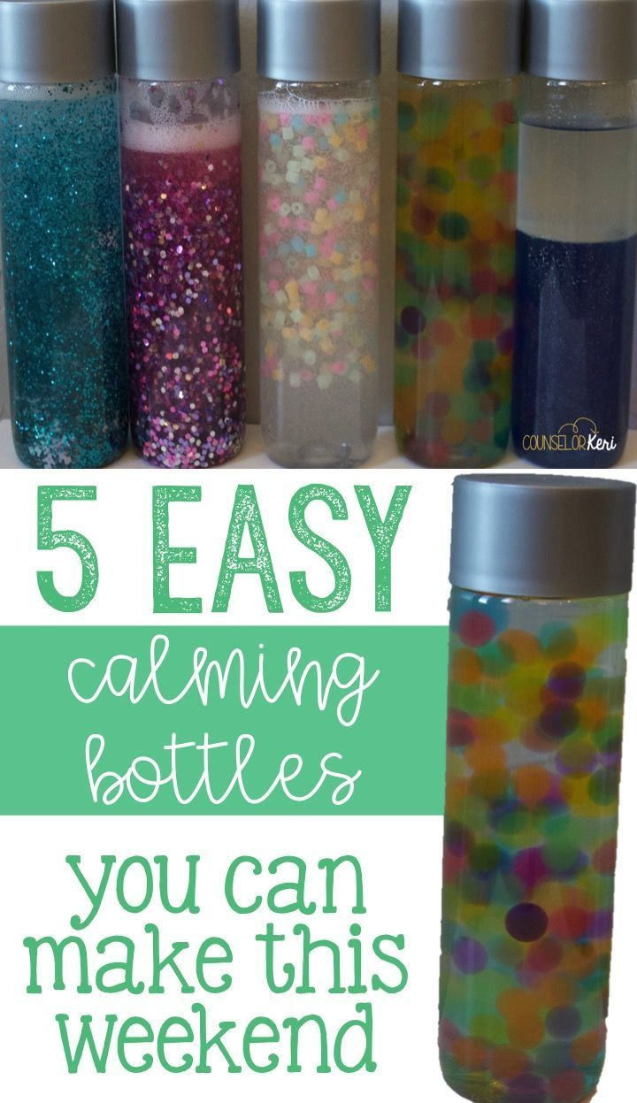 Fidget bracelet with built in marble maze by dejong dream house - 5 Easy Calming Bottles You Can Make This Weekend