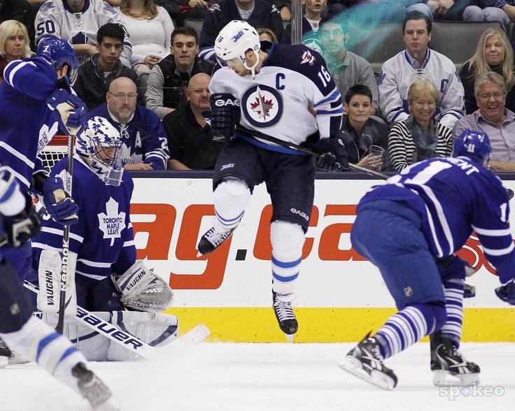 Andrew Ladd, Winnipeg Jets
