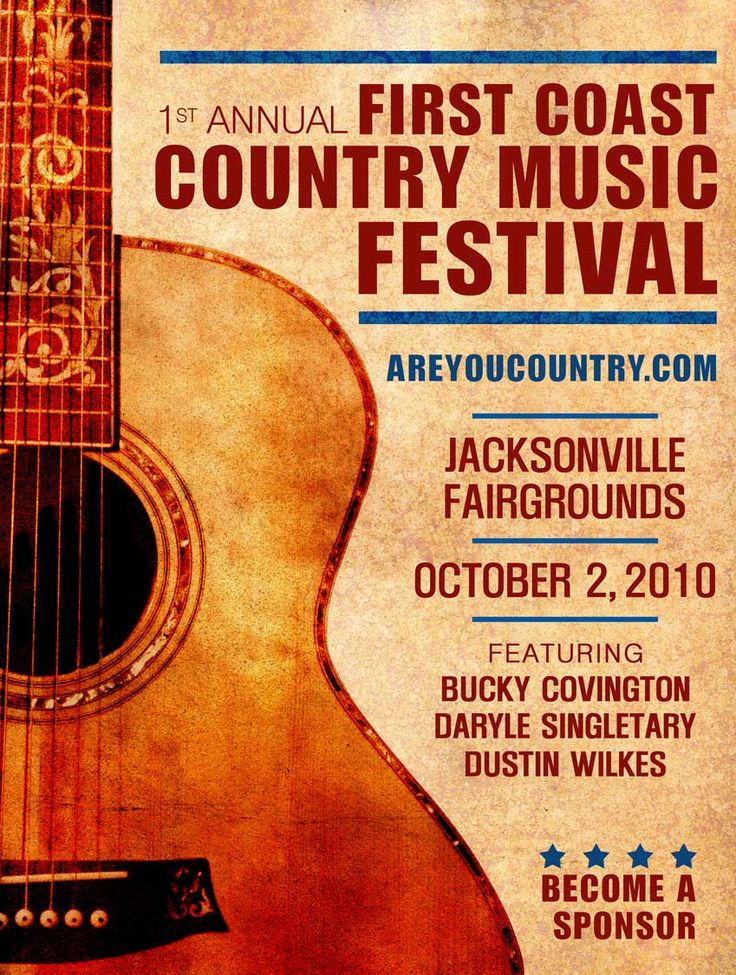 music festival posters - Bing images