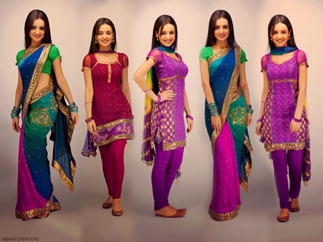 siri dresses from india - Google Search