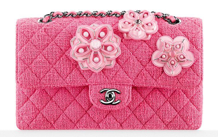Como já haviamos postado aqui no site, a coleção Cruise 2016 da Chanel está, além de maravilhosa, super colorida e cheia de vida! Nada melhor... Selecionam