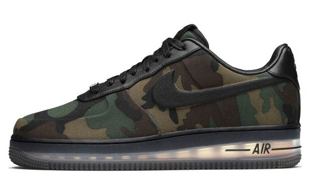 Nike Air Force 1 Max Air VT Camo