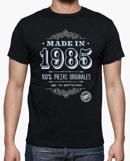 Camiseta Made in 1985  0e2f1ac895e3a