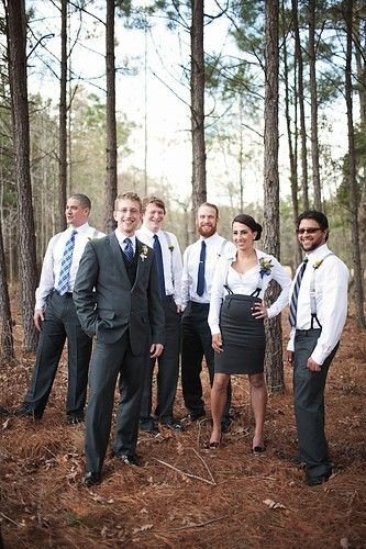 outfit idea for the groomswoman