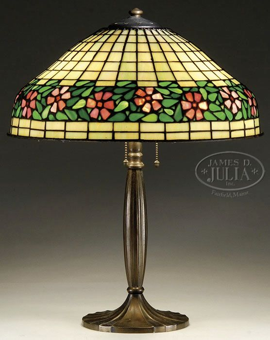 66 best handel lamp co images on pinterest buffet lamps table handel leaded lamp mozeypictures Choice Image