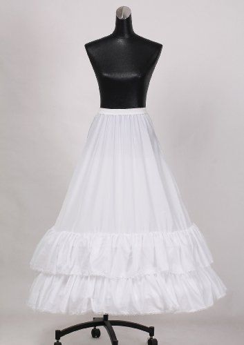 HIMRY Reifrock / Unterrock / Petticoat / Underskirt / Crinoline / Wedding bridal Petticoat für Wedding Kleid Ballkleid Housekleid Abendkleid...
