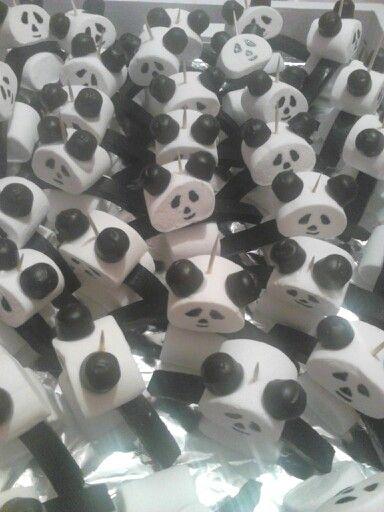 Panda traktatie