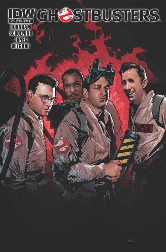 Ghostbusters #7 (due out 2012.03.21)