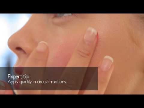 How to apply Lip & Cheek Stain - The Body Shop - Beauty With Heart - YouTube