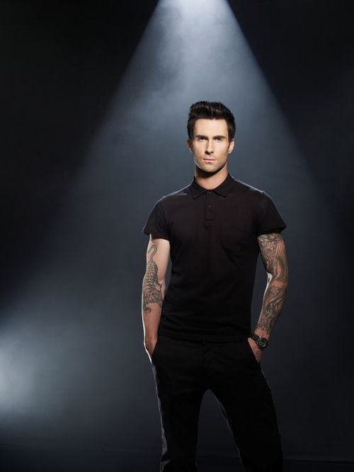 Most popular tags for this image include: adam levine and boy