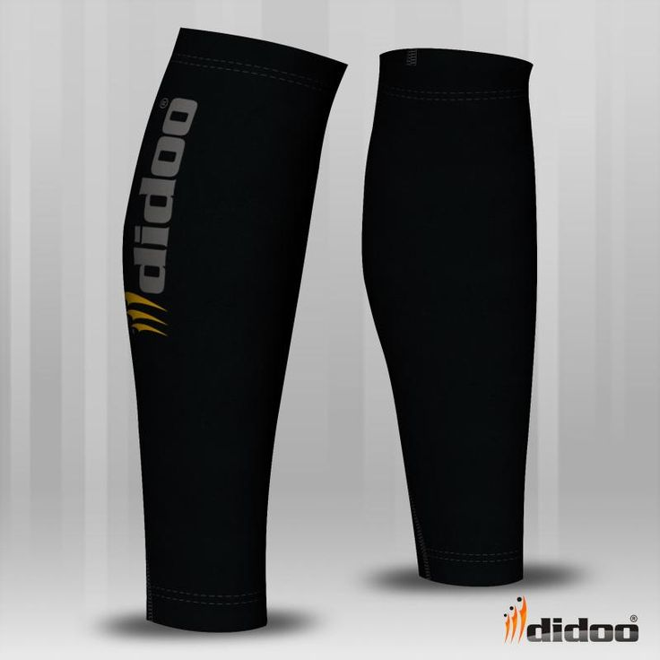 Ideal for running or for training, Didoo Compression Calf Guards are a tight fit compression garment. All Season Compression Baselayer which keeps you cool when its hot and keeps you hot when its cool. The light and tight compression fit is built to move with you for zero distractions. Flat lock stitching - eliminates thick seams, for greater comfort against the skin