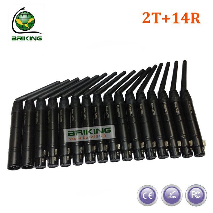 $390.20 (Buy here: https://alitems.com/g/1e8d114494ebda23ff8b16525dc3e8/?i=5&ulp=https%3A%2F%2Fwww.aliexpress.com%2Fitem%2FDHL-Free-shipping-Cheap-Price16pcs-2-4G-Wireless-DMX512-controller-for-DMX-Disco-DJ-Stage-Lighting%2F32556857304.html ) DHL Free shipping Cheap Price16pcs 2.4G Wireless DMX512 controller for DMX Disco DJ Stage Lighting Remote stage light controller for just $390.20