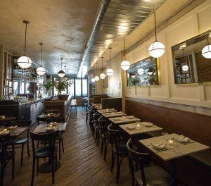 Check out Ignacio Mattos' (of Isa fame) new Nolita eatery, Estela.  We're obsessed w/ Ricotta Dumplings with Corn & Basil!