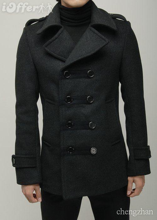 For him: Dior men's pea coat