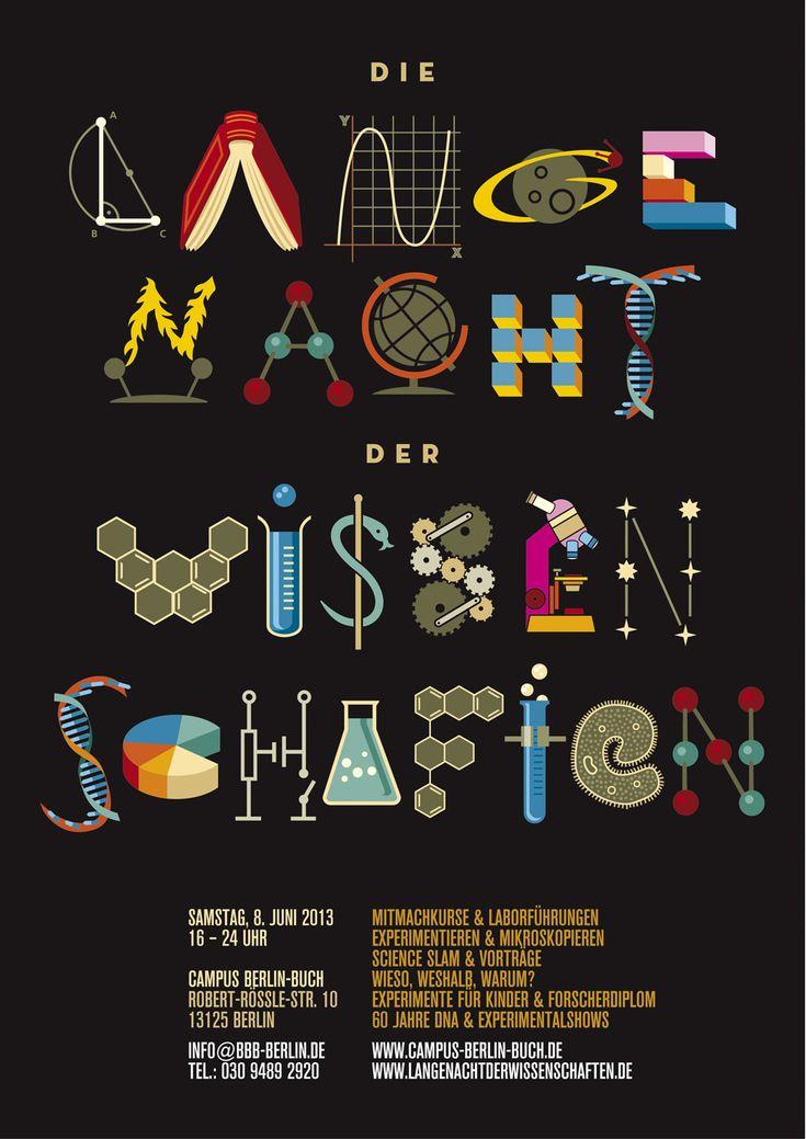 Lange Nacht der Wissenschaften Berlin Buch