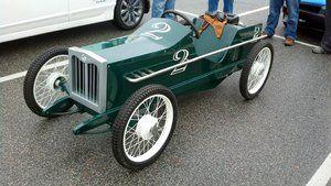 MG Soap Box Derby Car by AllHailZ