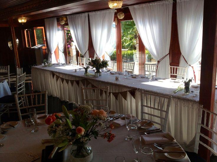 The Reception Room, Galleries, Glengariff Historic Estate