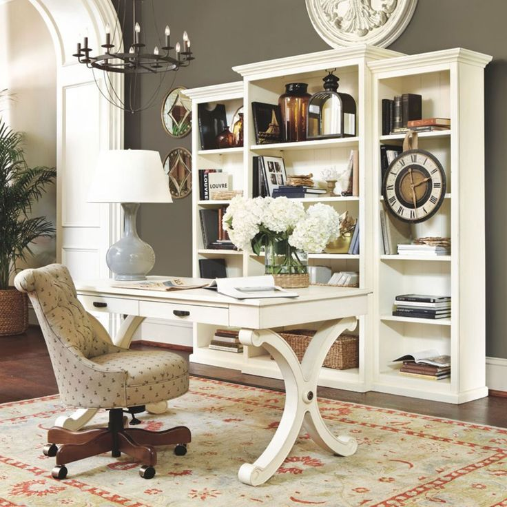 Home Desk Design Ideas: WoodWorking Projects & Plans