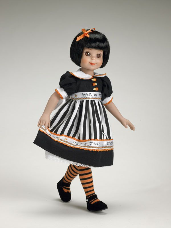 96 best Halloween Dolls images on Pinterest | Papier, Papierpuppen ...