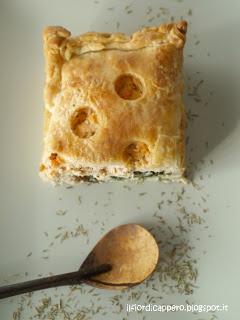 Koulibiac, la torta salata che viene dalla Russia
