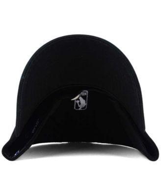 New Era Minnesota Timberwolves Black White 9TWENTY Cap - Black Adjustable