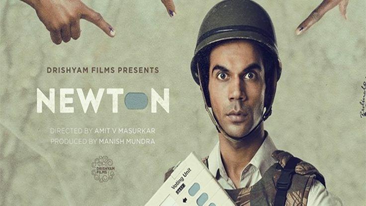 #Spotlight : Rao's Newton chosen as India's official entry to Oscars 2018  राव की फिल्म न्यूटन को ऑस्कर 2018 में भारत की आधिकारिक प्रविष्टि के रूप में चुना गया  http://www.mahendraguru.com/2017/09/spotlight-raos-newton-chosen-as-indias.html