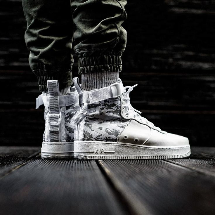 Nike Air Force 1 Special Field Mid - Winter Camo