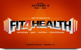 Fit for Health - Teaneck Armory