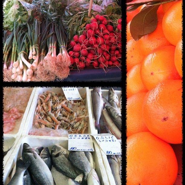 Fresh market review-Kvaternikov Trg, Zagreb