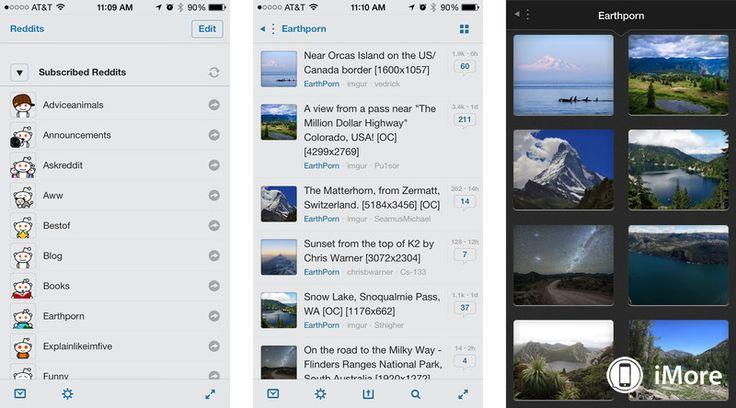Reddit takes Alien Blue inhouse as official iOS app