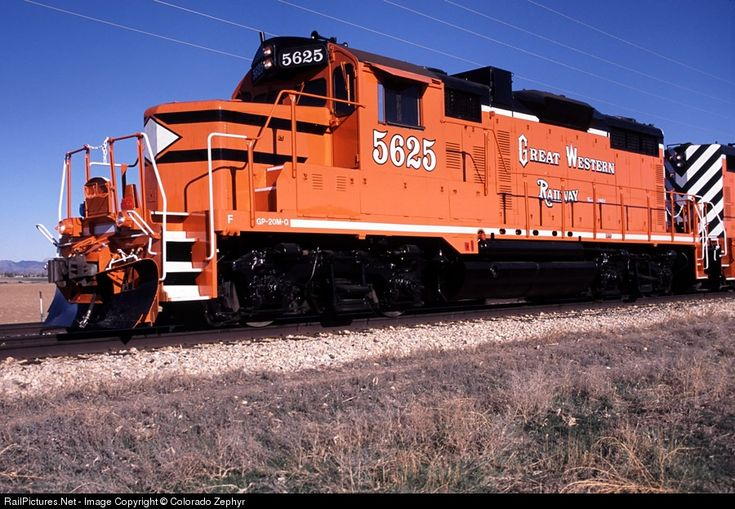 RailPictures.Net Photo: GWR 5625 Great Western Railway EMD GP20M-Q at Fort Collins, Colorado