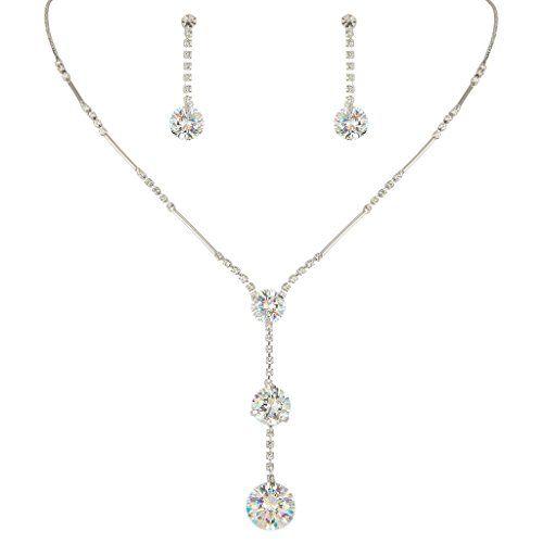 Long dress necklaces lengths