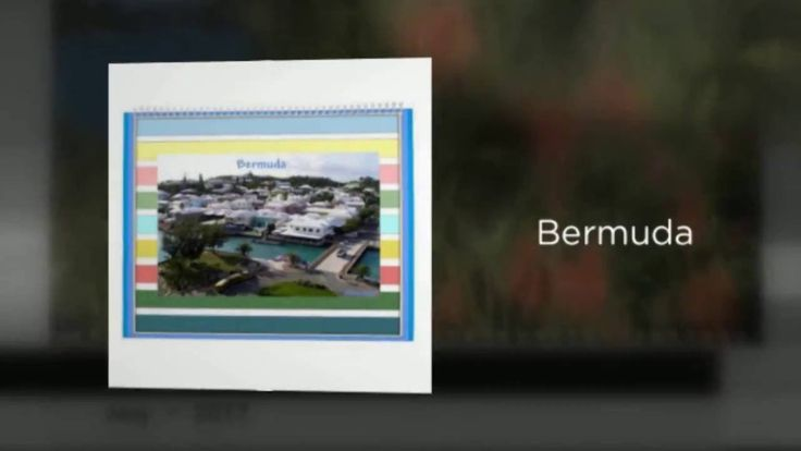 12 Lovely Photographic Images of Bermuda  in one fab wall calendar.  music and photos by Khoncepts