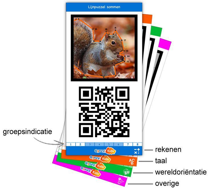 Meer dan 130 Gynzy Kids QR-kaartjes   Gynzy Blog