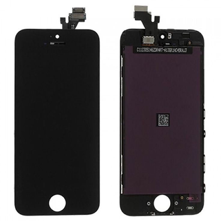 iPhone 5S LCD Assembly Black
