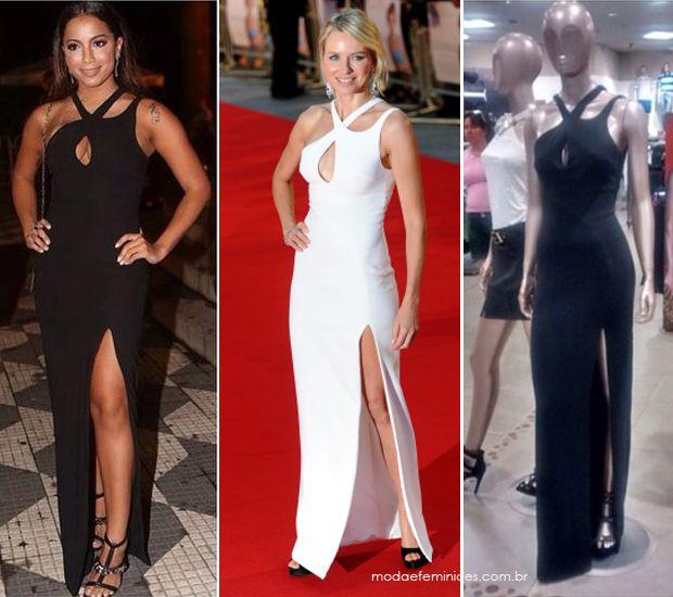 26bfd3e92ff7 Anitta usou vestido Versace no casamento de Fernanda Souza e Thiaguinho | A  famosa internacional que